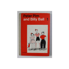 PETER PIM AND BILLY BALL , 1 CARTE DE INVAT LIMBA ENGLEZA PENTRU INCEPATORI , 1967