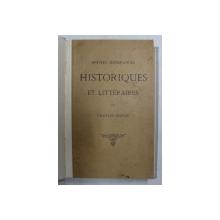 PETITES IGNORANCES HISTORIQUES ET LITTERAIRES par CHARLES ROZAN , 1888