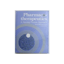 PHARMACO  - THERAPEUTICS  A NURSING PROCESS APPROACH  by MERRILY  MATHEWSON KUHN , 1990