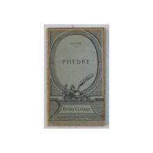 PHEDRE - tragedie par RACINE , 1922