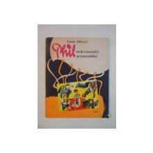 PHIL ET LE CROCODILE / PHIL SI CROCODILUL , EDITIE BILINGVA de CLAUDE MORAND , 1980