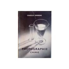 PHOTOGRAPHIE CHIMIE, TOME II, TRAITE DE PHOTOGRAPHIE, de CHARLES DISERENS, 1951