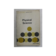 PHYSICAL SCIENCE by RICHARD M. HARBECK and LLOYD K. JOHNSON , 1965