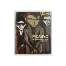 PICASSO - LA FORMATION D' UN GENIE 1890-1904 , 1997