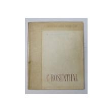 PICTORUL REVOLUTIONAR C. ROSENTHAL- ION FRUNZETTI