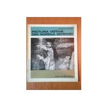 PICTURA VOTIVA DIN NORDUL OLTENIEI (SECOLUL XIX ) de ANDREI PANOIU  1968