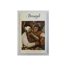 PIERRE BRUEGHEL LE VIEUX ( VERS 1525 - 1569) , texte de WOLFGANG STECHOW , 1954
