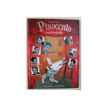 PINOCCHIO - COURT TOUJOURS , UN LIVRE DISQUE par PASCAL MATHIEU et ROMAIN DIDIER , 2010 , CONTINE CD*