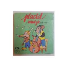 PLACID ET MUZO , POCHE NO.10 , 1966
