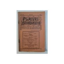 PLAIURI HUNEDORENE - REVISTA ASOCIATIEI CORPULUI DIDACTIC PRIMAR DIN JUD . HUNEDOARA , ORGAN DE CULTURA PROFESIONALA SI GENERALA , ANUL XIII , No. 6 , IUNIE  , 1941