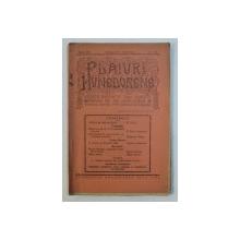 PLAIURI HUNEDORENE - REVISTA ASOCIATIEI CORPULUI DIDACTIC PRIMAR DIN JUD . HUNEDOARA , ORGAN DE CULTURA PROFESIONALA SI GENERALA , ANUL XIII , No. 7-8  , SEPTEMVRIE - OCTOMVRIE  , 1941