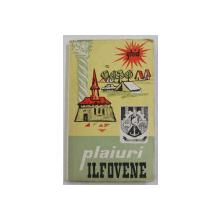 PLAIURI ILFOVENE - GHID de TRAIAN POPESCU , 1973