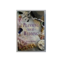 PLANNING YOUR WEDDING by JOYCE ROBINS , 1993