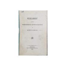 Planuri de invatamant, Coligat de 5 tiluri - Sibiu, 1909