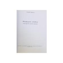 PLEDOARII CELEBRE ANTOLOGIE DE ORATORIE JUDICIARA de YOLANDA EMINESCU
