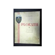 PLOIESTII- DOCUMENTARI DEMOGRAFICE  ISTORICE ECONOMICE - ALEXANDRU RUDESCU