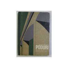 PODURI , MANUAL PENTRU LICEE DE SPECIALITATE - ANUL V de IULIAN ALEXIU , 1970