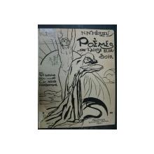 Poemes de l'aube et du soir    - N.N.Herjeu*  1921