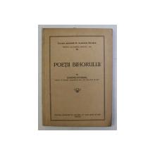 POETII BIHORULUI de EUGENIU POTORAN , 1934