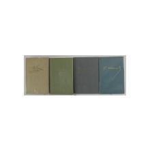 POEZII de GEORGE COSBUC / VERSURI de TUDOR ARGHEZI / POEZII de V. ALECSANDRI / POEZII de M. EMINESCU , 1961