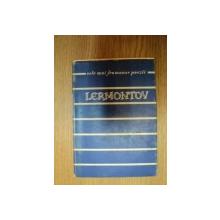 POEZII de LERMONTOV , 1959