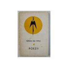 POEZII de MARIANA NUSI VINTILA , 1971 , DEDICATIE*