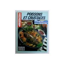 POISSONS ET CRUSTACES - PLUS DE 250 IDEES - RECETTES , 1989