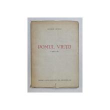 POMUL VIETII - versuri de GEORGE LESNEA , 1943