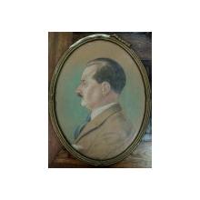 Portret de barbat, I. Tanasescu