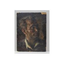 Portret de barbat - Semnat indescifrabil
