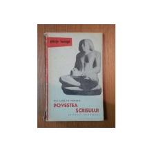 POVESTEA SCRISULUI-ELISABETH HERING  1960