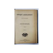POVESTI ARDELENESCI CULESE DIN GURA POPORULUI de IOAN POPU - RETEGANUL , PARTILE I- V  , 1888