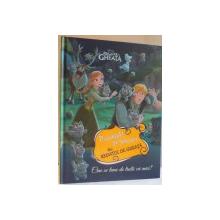 POVESTI SI JOCURI DIN REGATUL DE GHEATA , ILUSTRATII de DISNEY STORYBOOK ART TEAM , 2014