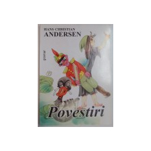POVESTIRI de HANS CHRISTIAN ANDERSEN , 2002