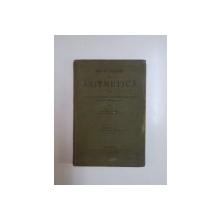 PRACTICA REGULILOR DIN ARTIMETICA PENTRU CLASA I DE GIMNAZII, LICEE, SCOLI SECUNDARE DE FETE, SCOLI PROFESIONALE, ETC. de GH. NICOLAEVICI, EDITIA A II-A  1907