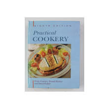 PRACTICAL COOKERY by VICTOR CESERANI and DAVID FOSKETT , 1995