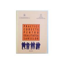 PRACTICI CORECTE PENTRU EGALITATEA SANSELOR de ALISON E. WOODWARD , 2001