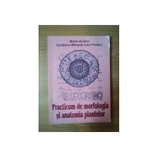 PRACTICUM DE MORFOLOGIA SI ANATOMIA PLANTELOR de MARIN ANDREI , GENTIANA MIHAELA  IULIA PREDAN