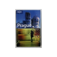 PRAGUE - CTY GUIDE LONELY PLANET by NEIL WILSON , 2007
