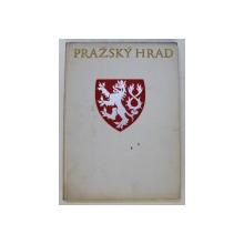 PRAZSKY HRAD - KAREL PLICKA , ALBUM DE FOTOGRAFIE , 1969