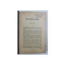 PRECIS DE DROIT CRIMINEL par R. GARRAUD , EDITIE INTERBELICA , LIPSA PAGINA DE TITLU *
