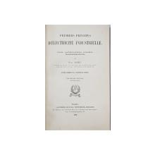 PREMIERS PRINCIPES D 'ELECTRICITE IDUSTRIELLE par PAUL JANET , 1899