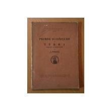 PREMISE SI CONCLUZII LA TERRA AMINTIRI SI MARTURISIRI de S. MEHEDINTI , Bucuresti 1946 , CONTINE HALOURI DE APA