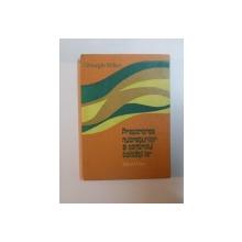 PREPARAREA NUTRETURILOR SI CONTROLUL CALITATII LOR de GHEORGHE SALAJAN , 1984
