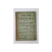 PRIMA CARTE DE LECTURA, NOTIUNI SIMPLE ASUPRA STIINTELOR de A. MARIN - BUCURESTI, 1872