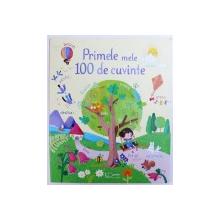 PRIMELE MELE 100 DE CUVINTE de FELICITY BROOKS , ilustratii de SOPHIA TOULIATOU , 2018