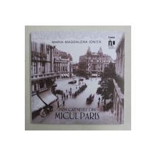 PRIN CAFENELELE DIN MICUL PARIS de MARIA - MAGDALENA IONITA , 2020