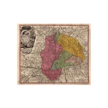 Principatus Transilvaniae in suas quasque Nationes earumque Sedes et Regiones