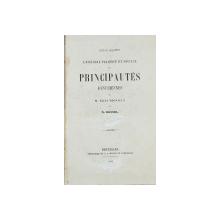 PRINCIPAUTES DANUBINNES - ELIAS  REGNAULT  - N.ROUSSO  1855