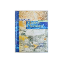PRINCIPLES OF MODERN CHEMISTRY, FIFTH EDITION by DAVID W. OXTOBY ... NORMAN H. NACHTRIEB , 2002